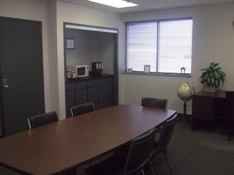 Oklahoma Jet Support Center - West Conference Room