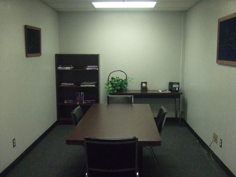 Oklahoma Jet Support Center - East Conference Room